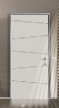 cargo white silver security door πόρτα ασφαλείας Loft mylofteu