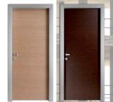 aluminum frame two doors 1 πόρτα κάσα αλουμινίου Loft mylofteu