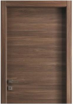 Easy cognac door close up εσωτερικές πόρτες