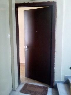 Πόρτα Ασφαλείας διαμέρισμα κέντρο Θεσσαλονίκης LOFT 2015 06