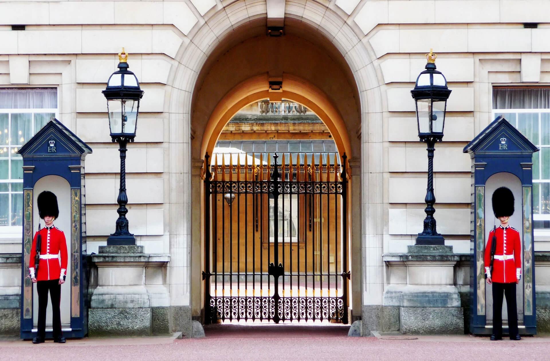 Buckingham Palace Royal Guards