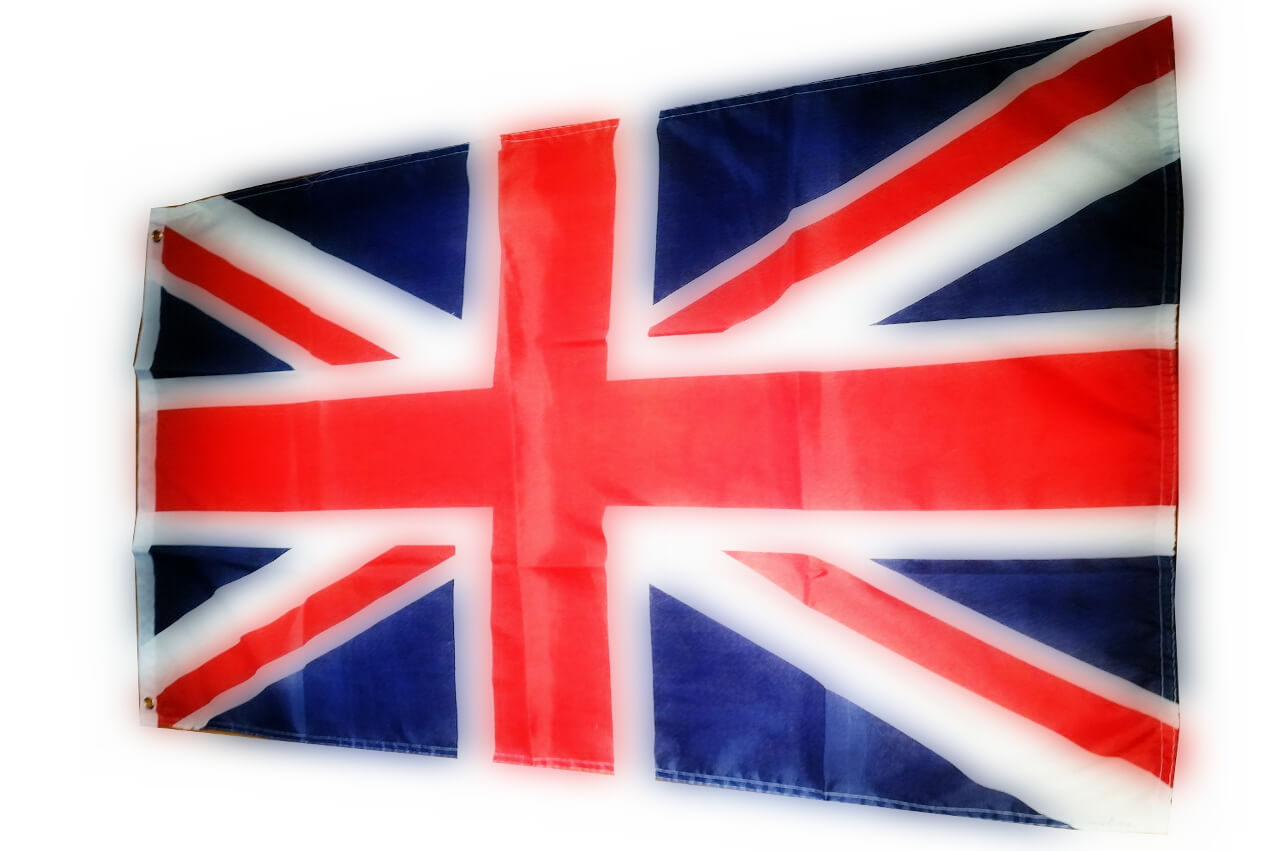 Union Jack and World Flags
