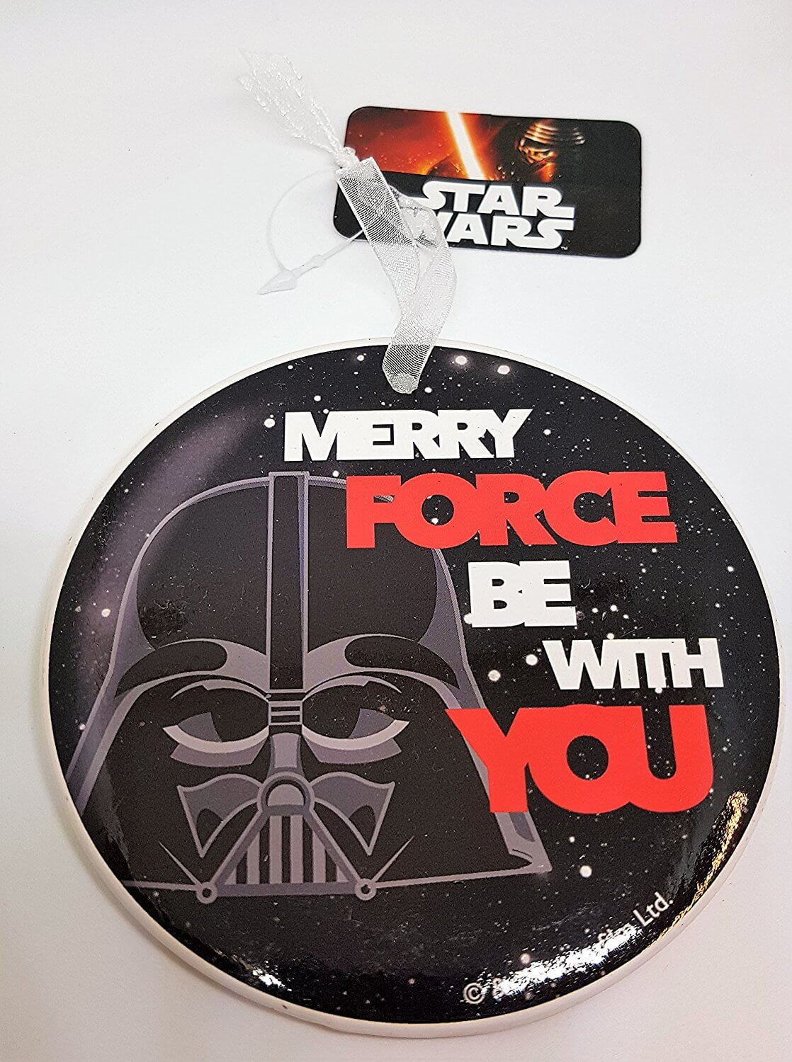 Star Wars Christmas Ornament
