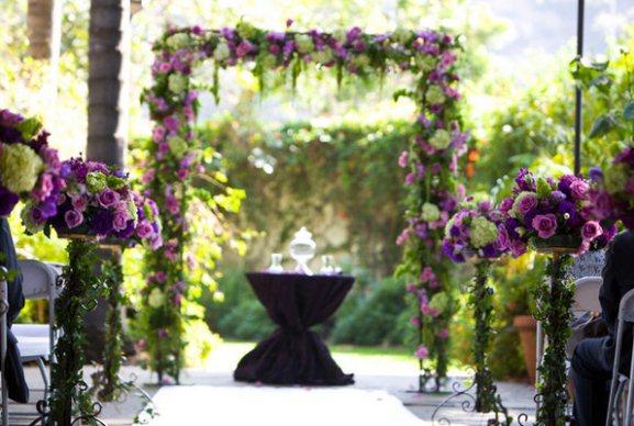 Such A Fabulous Colour Scheme For A Wedding