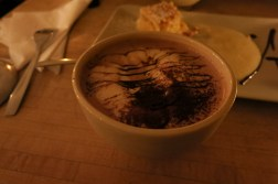 'famous' hot chocolate