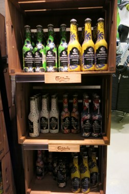 Different somersby!! Wanted to buy all of them. But unfortunately, I cant bring liquid with more than 100ml. (sad)