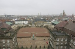view from the tower of the palace. (free of charge). They also have a restaurant up there.