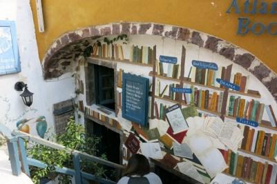Very nice bookshop
