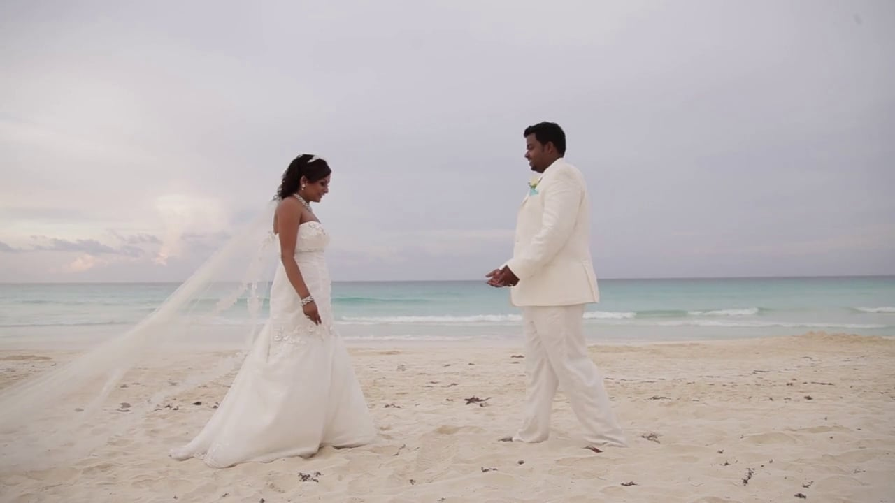 Mohini & Prab Married at Me Cancun - Wedding Films