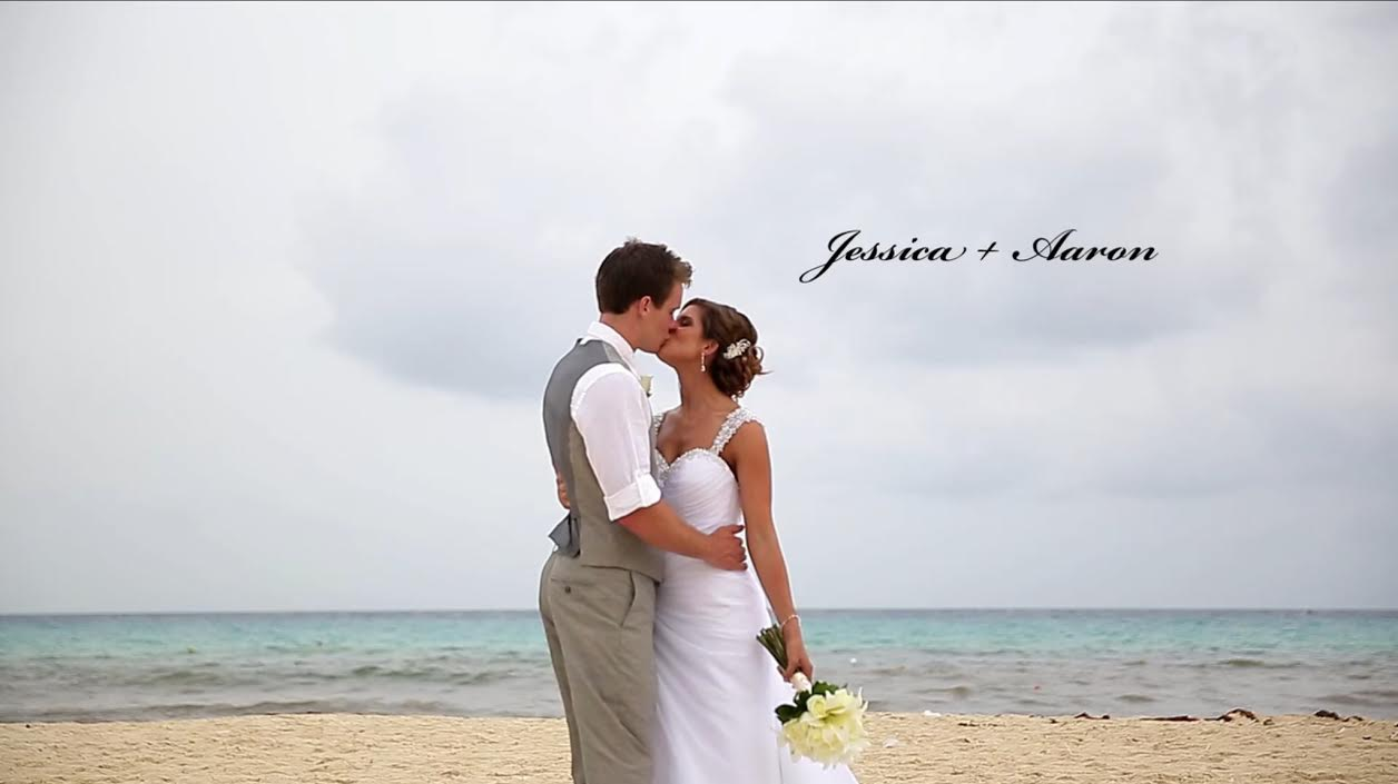 Jessica & Aaron Married at Iberostar Paraiso Lindo Wedding Film