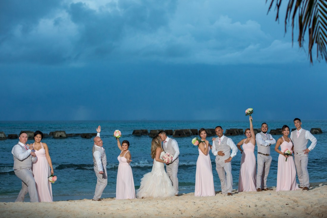 Generations Riviera Maya | Romantic Wedding | Amanda and Alain