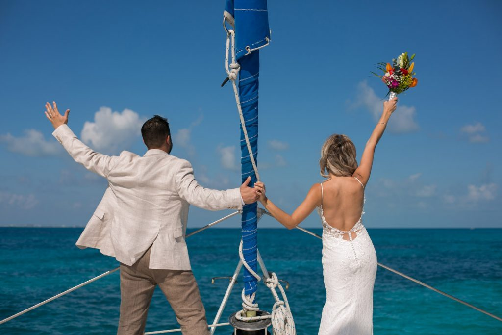 Destination Wedding - Isla Mujeres - Sea Weddings