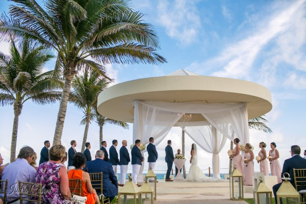Nicole and Michael – Best day to Get Married at Hyatt Ziva