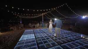 Wedding day at Hotel Presidente - Cancun Mexico.