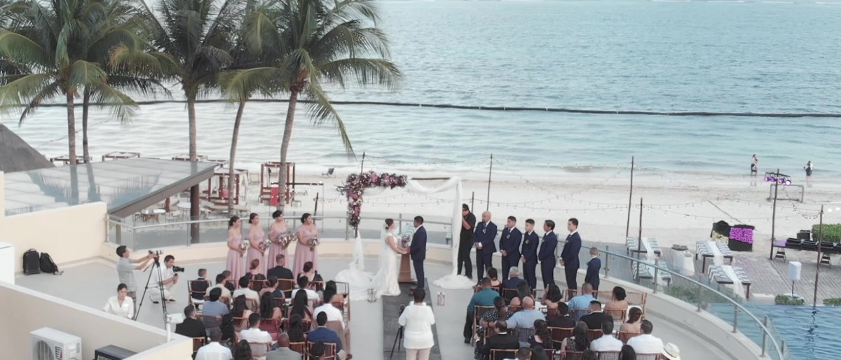 Weddings at Dreams Riviera Cancun Resort & Spa – Mylovefilms