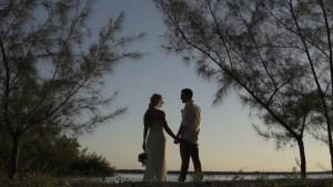 Elopement wedding at Cozumel - Isla de la pasión