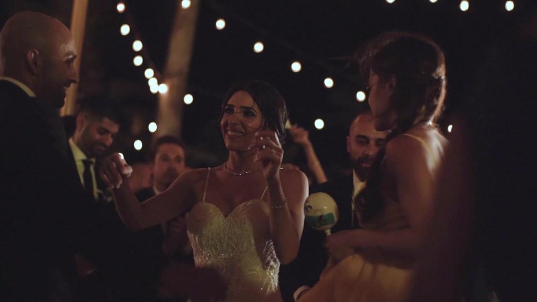 Amazing Persian Wedding at Dreams Riviera