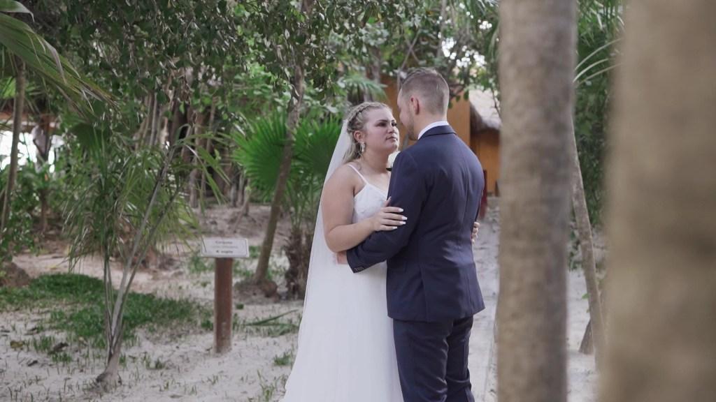 Wedding day Ocean Coral & Turquesa