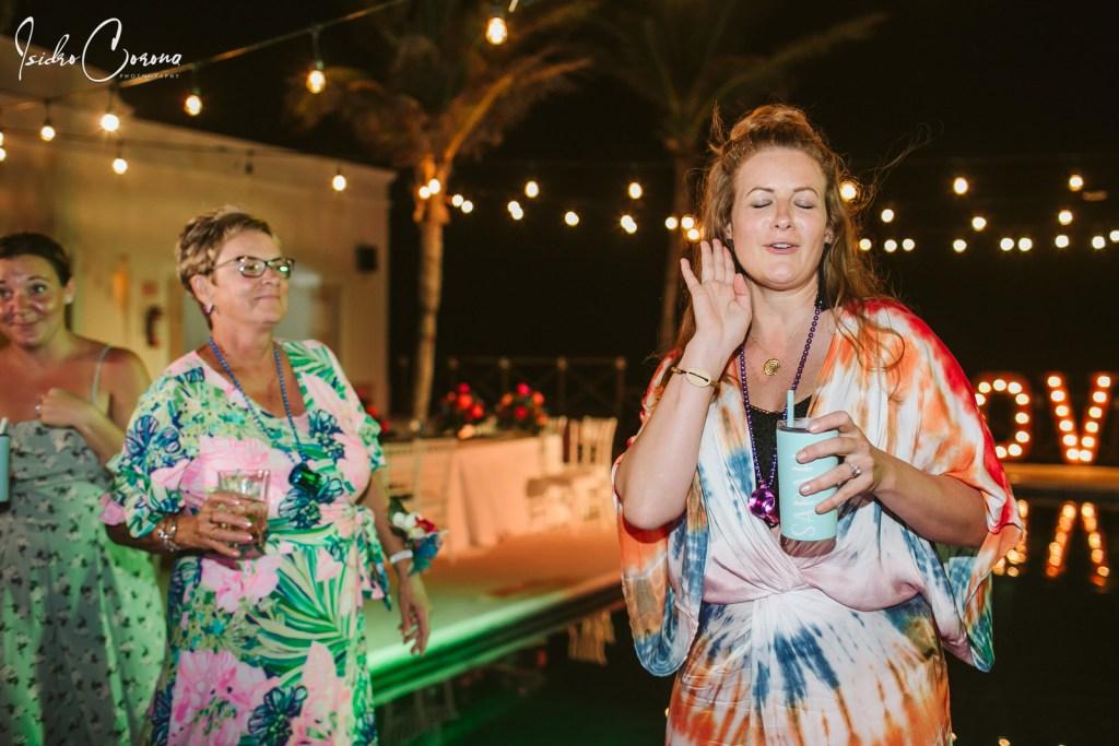 Wedding Party at Mandala Beach