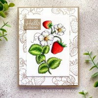 Technique Tuesday/ Wow Embossing Powder Blog Hop
