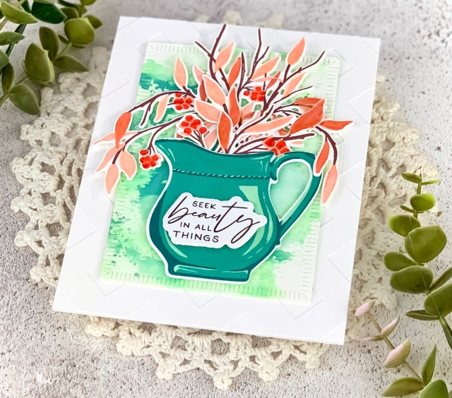 512 Choice of 7 Colours Stunning Die Cut Sentiments
