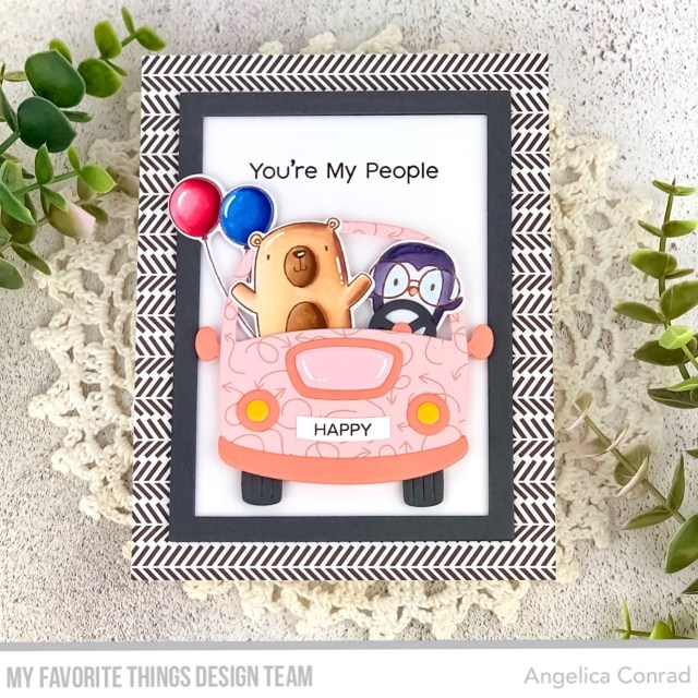 My Favorite Things Better Together Card Kit Release – My Love For Paper