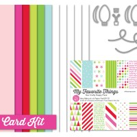 My Favorite Things: Merry & Bright Card Kit Release Day!