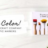 Colorado Craft Company's Big & Bold Color My World