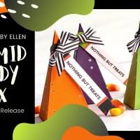 Essentials By Ellen's Halloween Pyramid Box