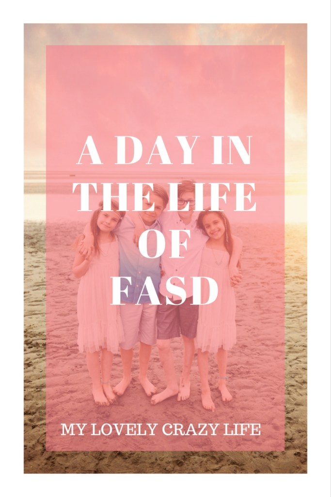 parenting child with fasd