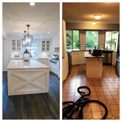 design modern farmhouse kitchen