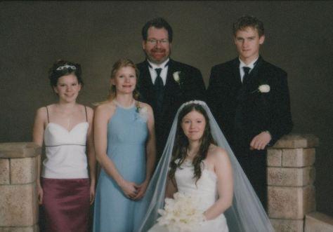 teen wedding