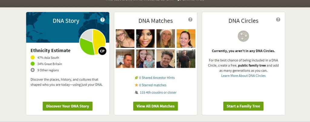 DNA Tests and Adoption