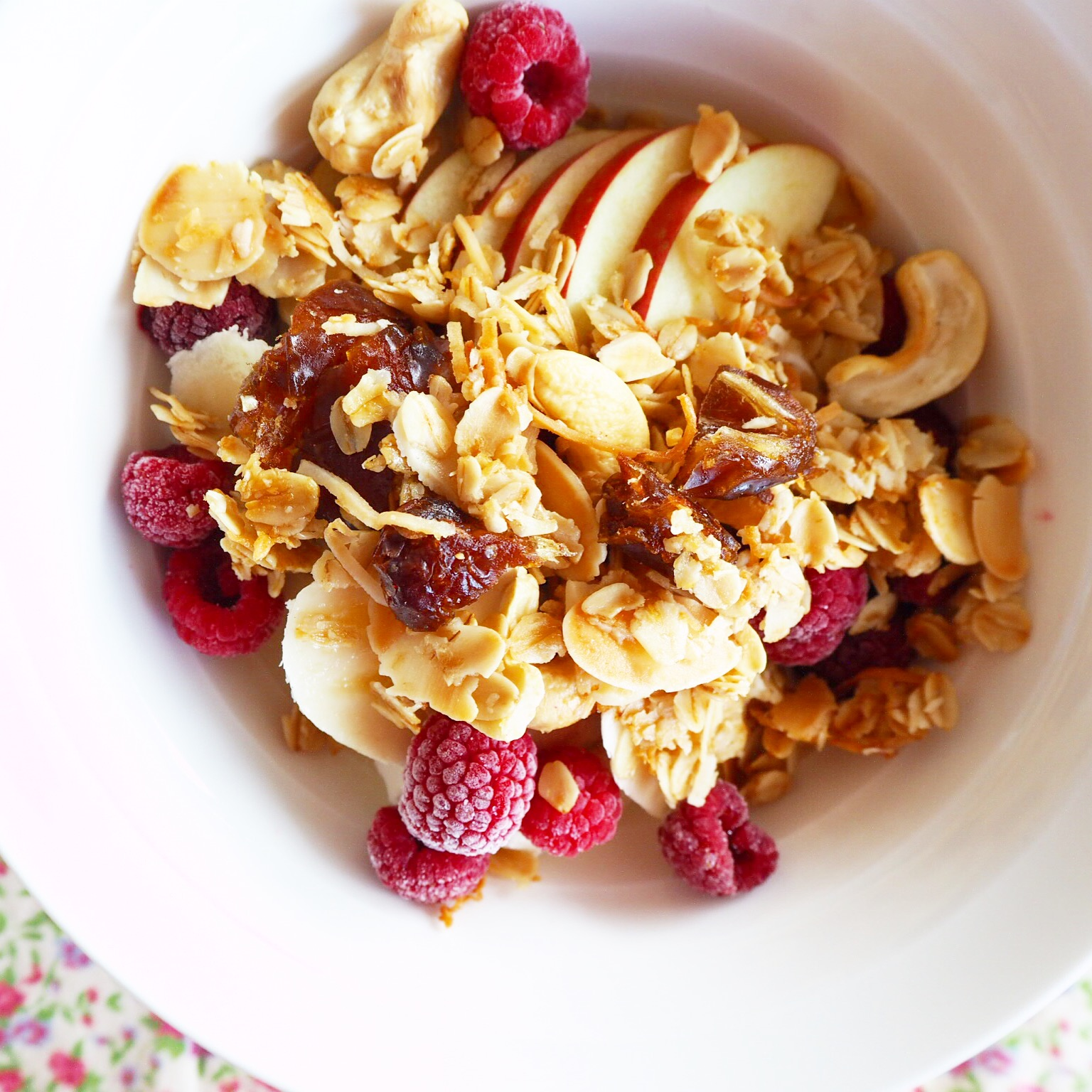 The Healthy Home Made Muesli You Need To Try