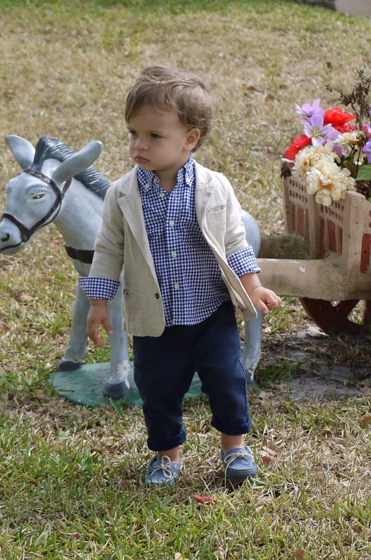 baby boy outfit by My Lovely People