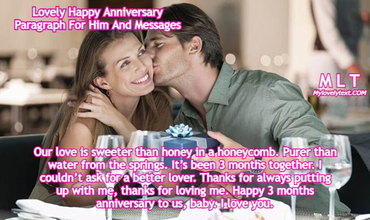 To 2 anniversary for what month give girlfriend your 67 Best