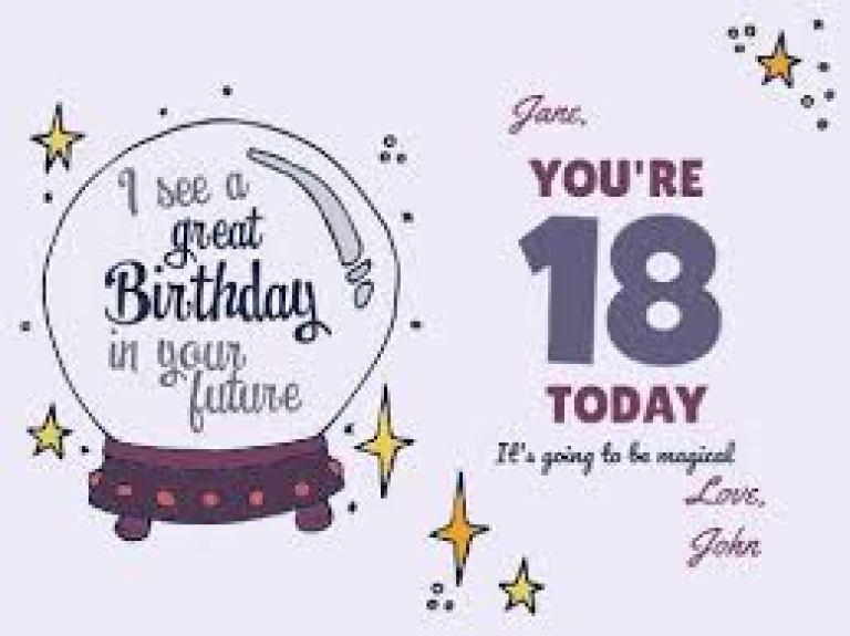 18th Birthday Instagram Captions