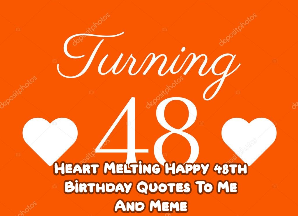 Happy 48th Birthday