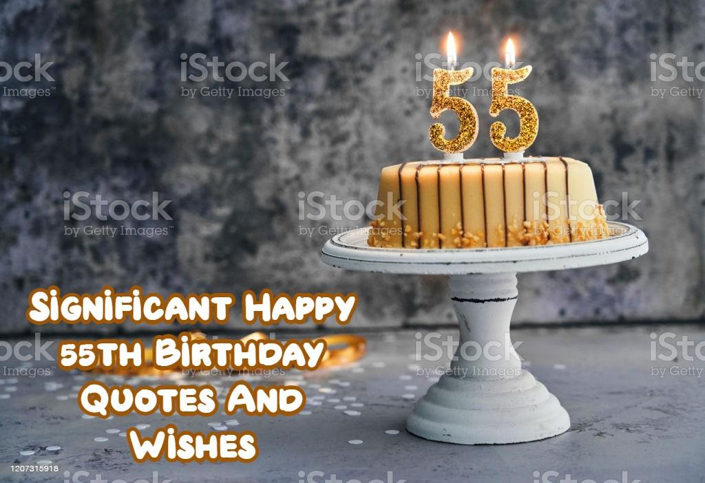 Happy 55th Birthday