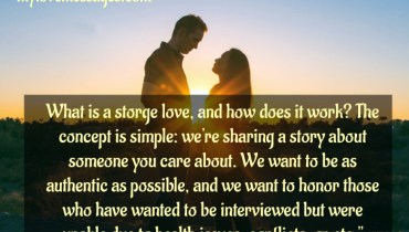 What Is Storge Love? Find Answers