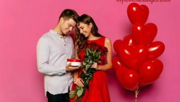 long romantic love messages for her