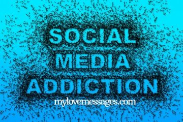 Quotes About Social Media Addiction Caption for Instagram