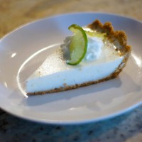 Key Lime Pie with a Twist (Greek Yogurt)