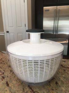 Lettuce washer