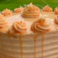 Orange Creamsicle Cake Recipe- Made from Scratch