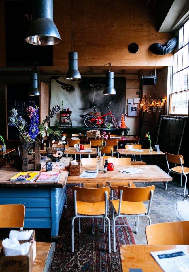 Vintage winkel Rotterdam