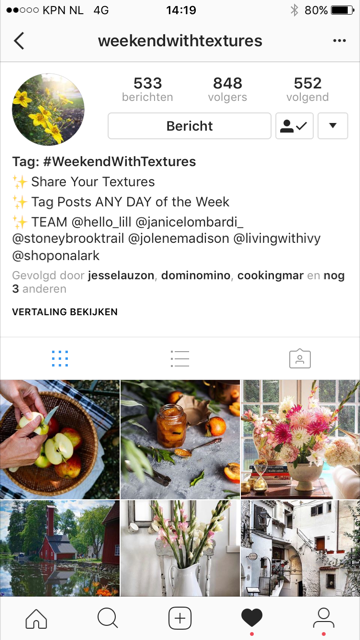Feature at Instagram