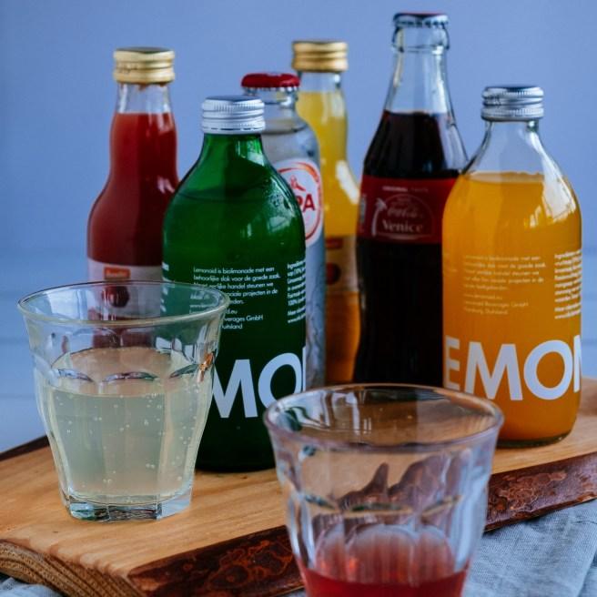 foto's van limonade