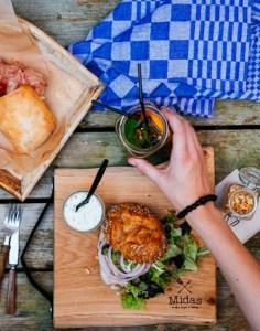 fotograaf lunch tafel