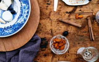 borreltafel styling